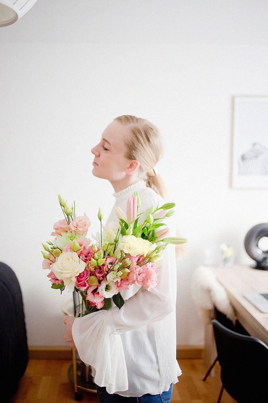 The Golden Bun Bloomy Days Blumen Bestellen Blumen Online