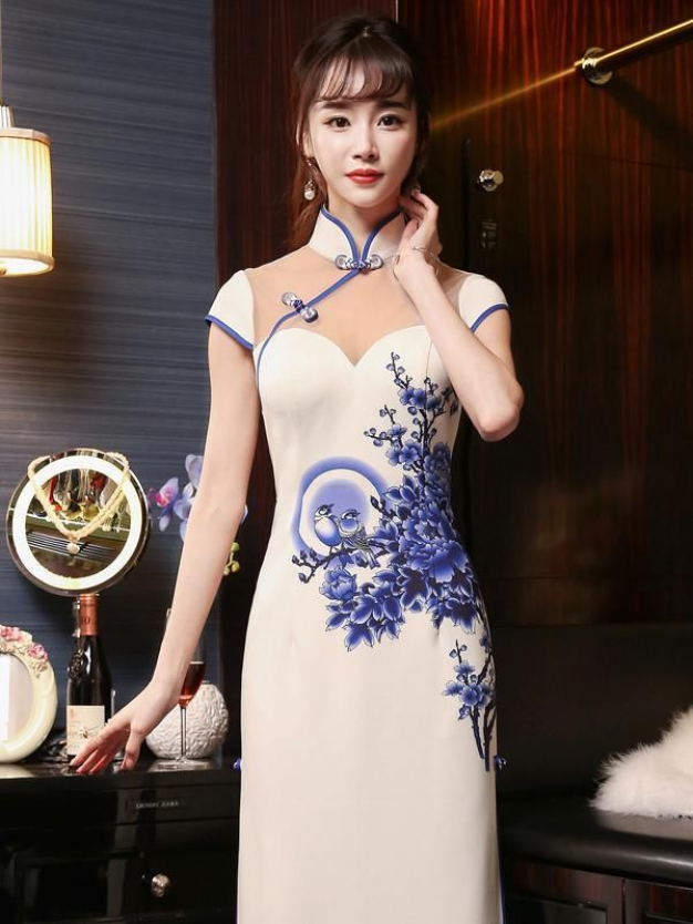 (We have provided this item's measurements to help you decide which size to buy.) (Units/Inches) Size Bust Waist Hip Shoulder S 32.2 25.1 33.8 14.2 M 33.8 26.7 35.4 14.6 L 35.4 28.3 37 15.0 XL 37 29.9 38.6 15.4 2XL 38.6 31.5 40.2 15.7 (Units/Centimeters) Size Bust Waist Hip Shoulder S 82 64 86 36 M 86 68 90 37 L 90 72 #vietnam #vietnam #dress