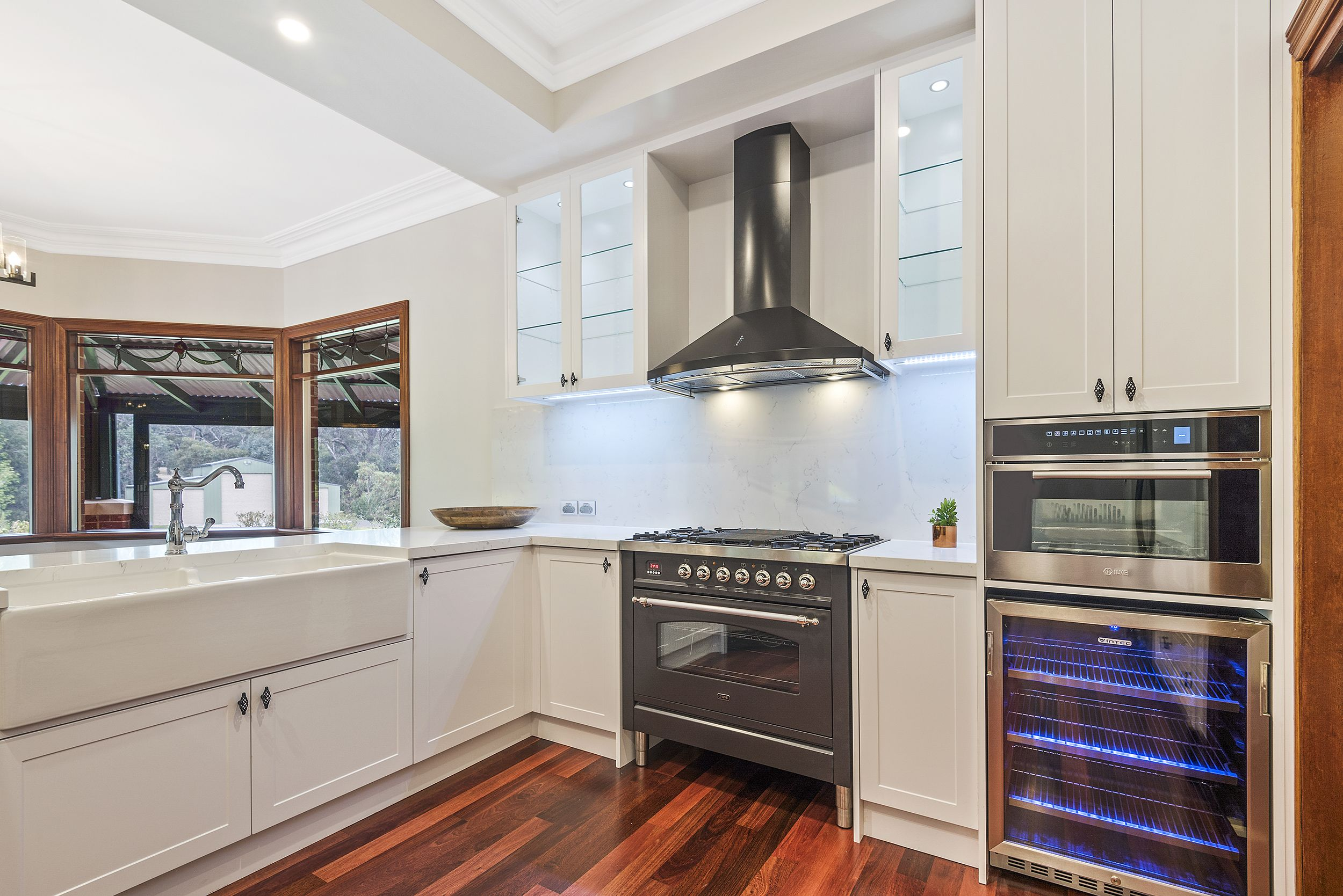 Here is our latest kitchen renovation in beautiful