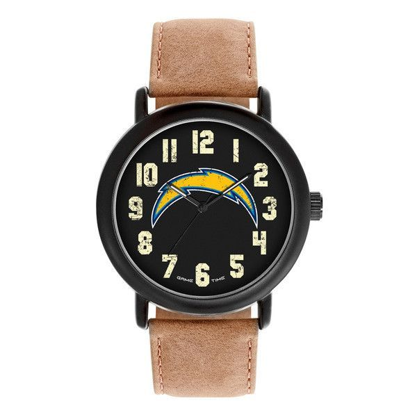 San Diego Chargers Throwback Vintage Style Watch