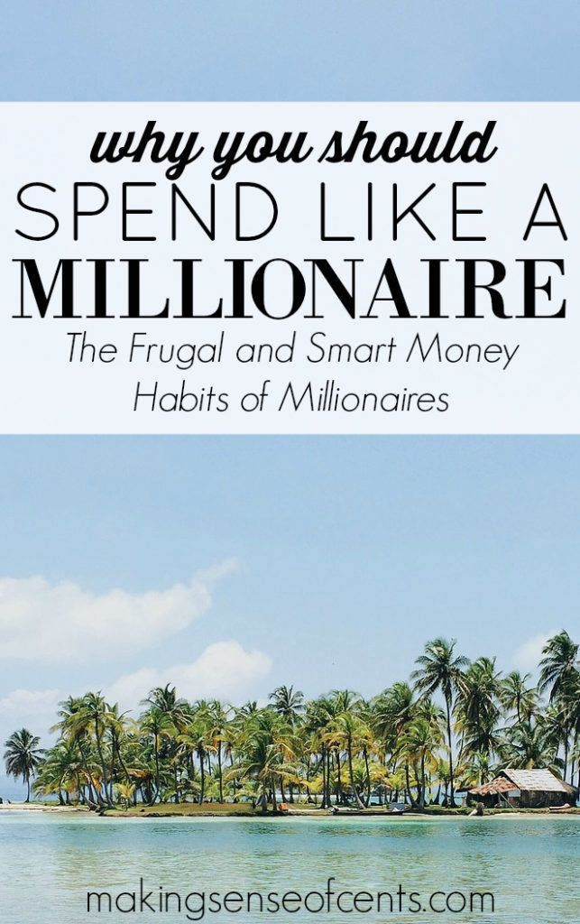 The Frugal and Smart Money Habits of Millionaires