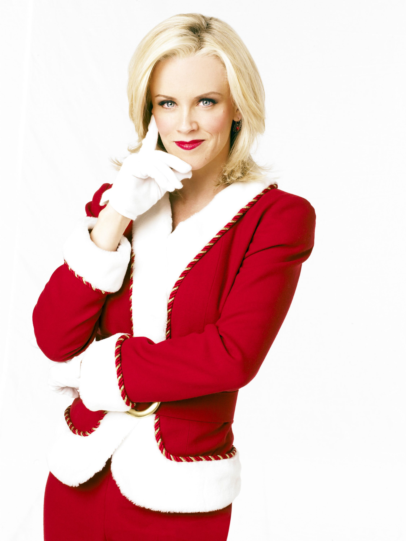 "Jenny McCarthy in ""Santa Baby"" Hair Styles Pinterest"