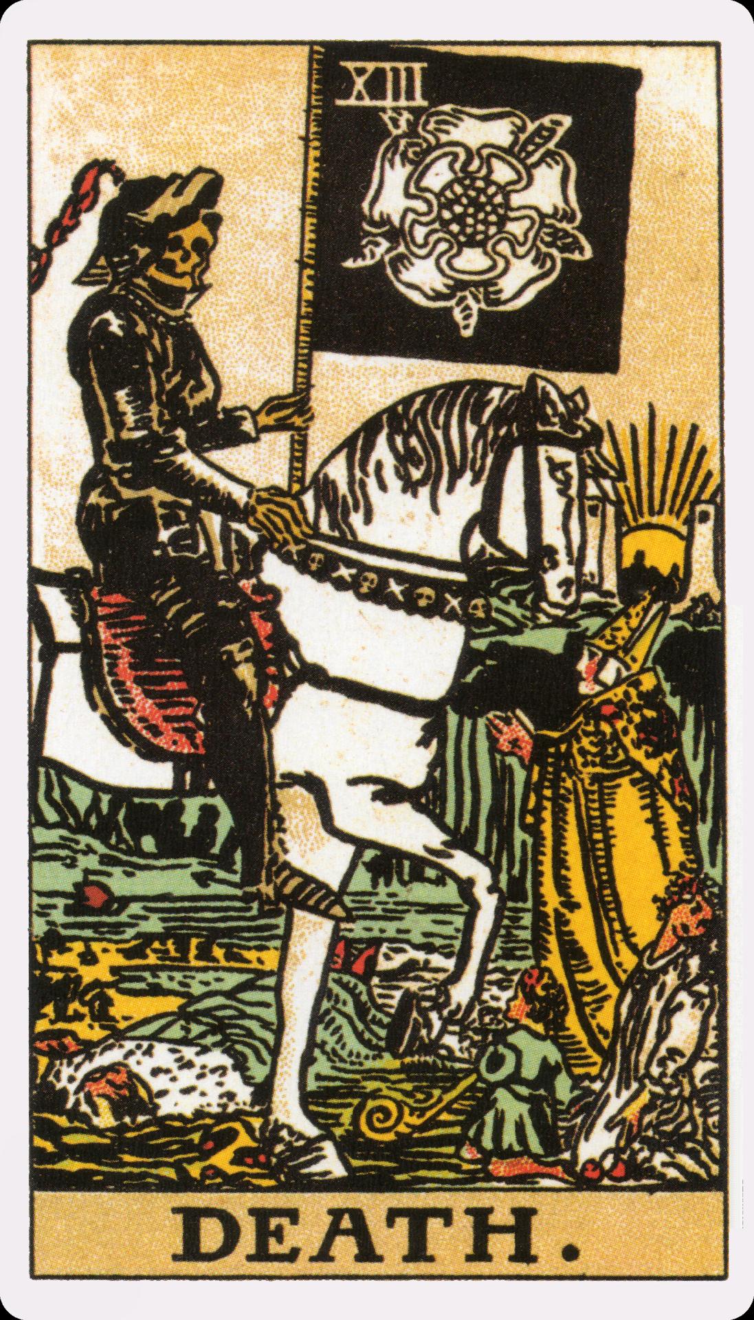 Latin Tarot Card Readings: The Original Rider Waite Deck, By Arthur Edward Waite