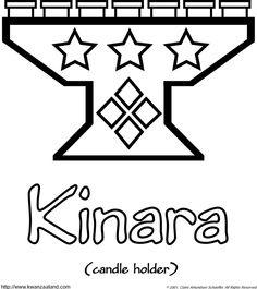 Kinara Kwanzaa Preschool Christmas Holiday Crafts For Kids