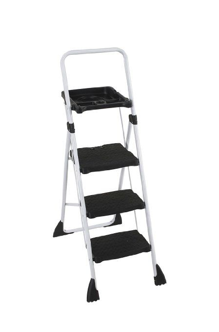 Cosco 11 744cbw2 Tri Step Plus Work Platform Amazon Com