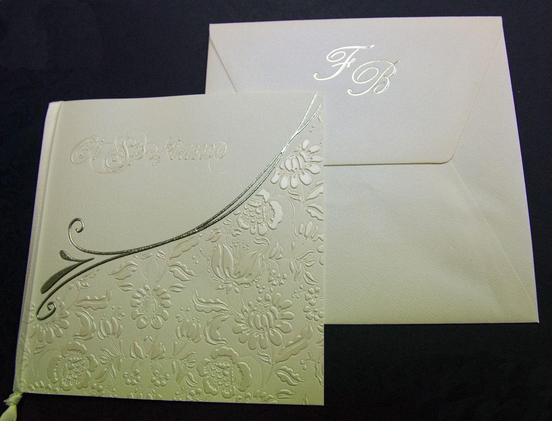 Partecipazioni Matrimonio Firenze.Stampa Di Partecipazioni Di Matrimonio In Tipografia A Firenze
