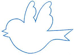 umriss vogel - google-suche | vogel basteln, basteln
