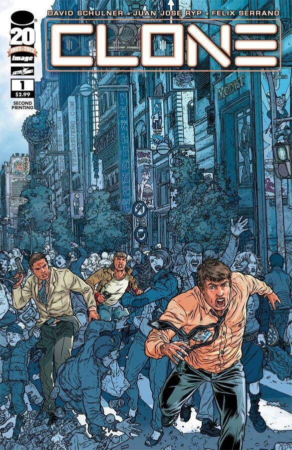 Clone, Image Comics