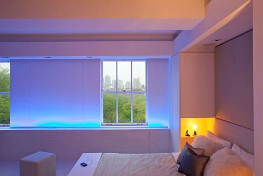 led mood lighting. garage apartment interiors furniture design interior decor and mood lighting ideas pinterest led l