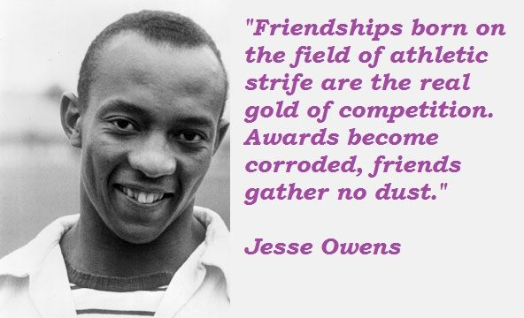 Pics For Jesse Owens Quotes Jesse Owens 1936 Olympics Quotes