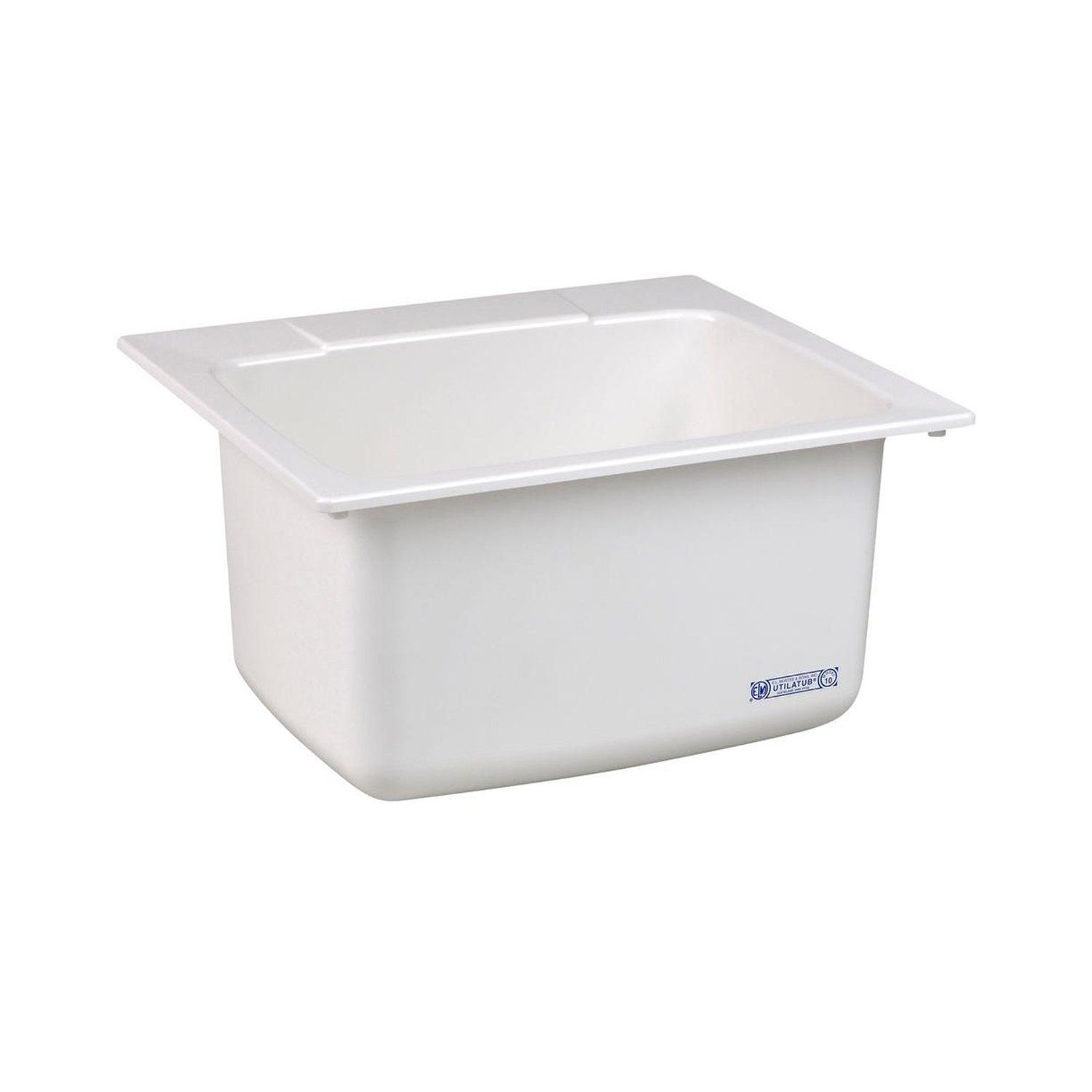 Drop In Laundry Tub Mustee E L 10 Amazon Ca Tools Home