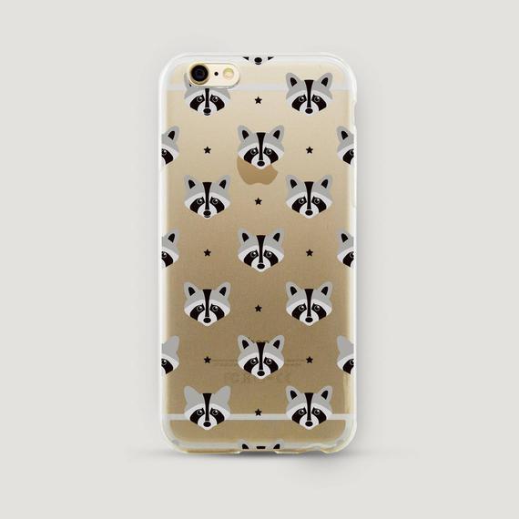 iphone 6s raccoon case