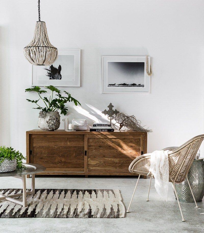 Bohemian and ethnic chic at Indie Home