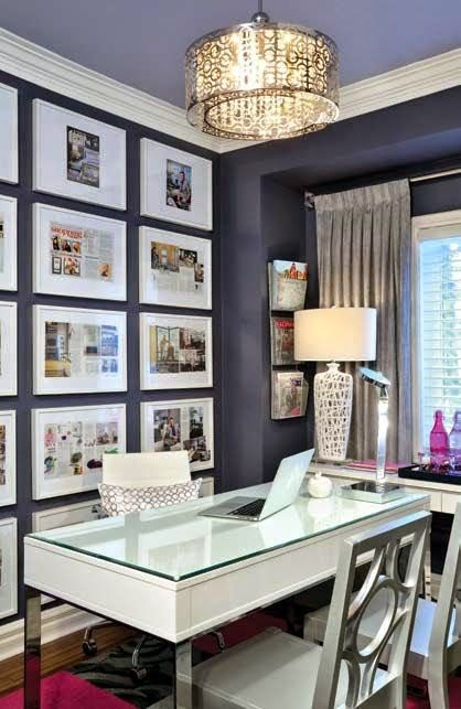 Office Designs For The Work From Home Woman Home Office Design