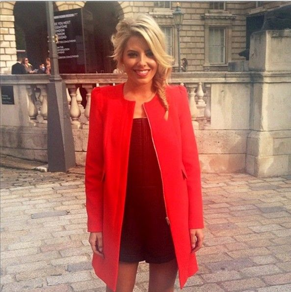Mollie King - Celebrity Social Networking Pics