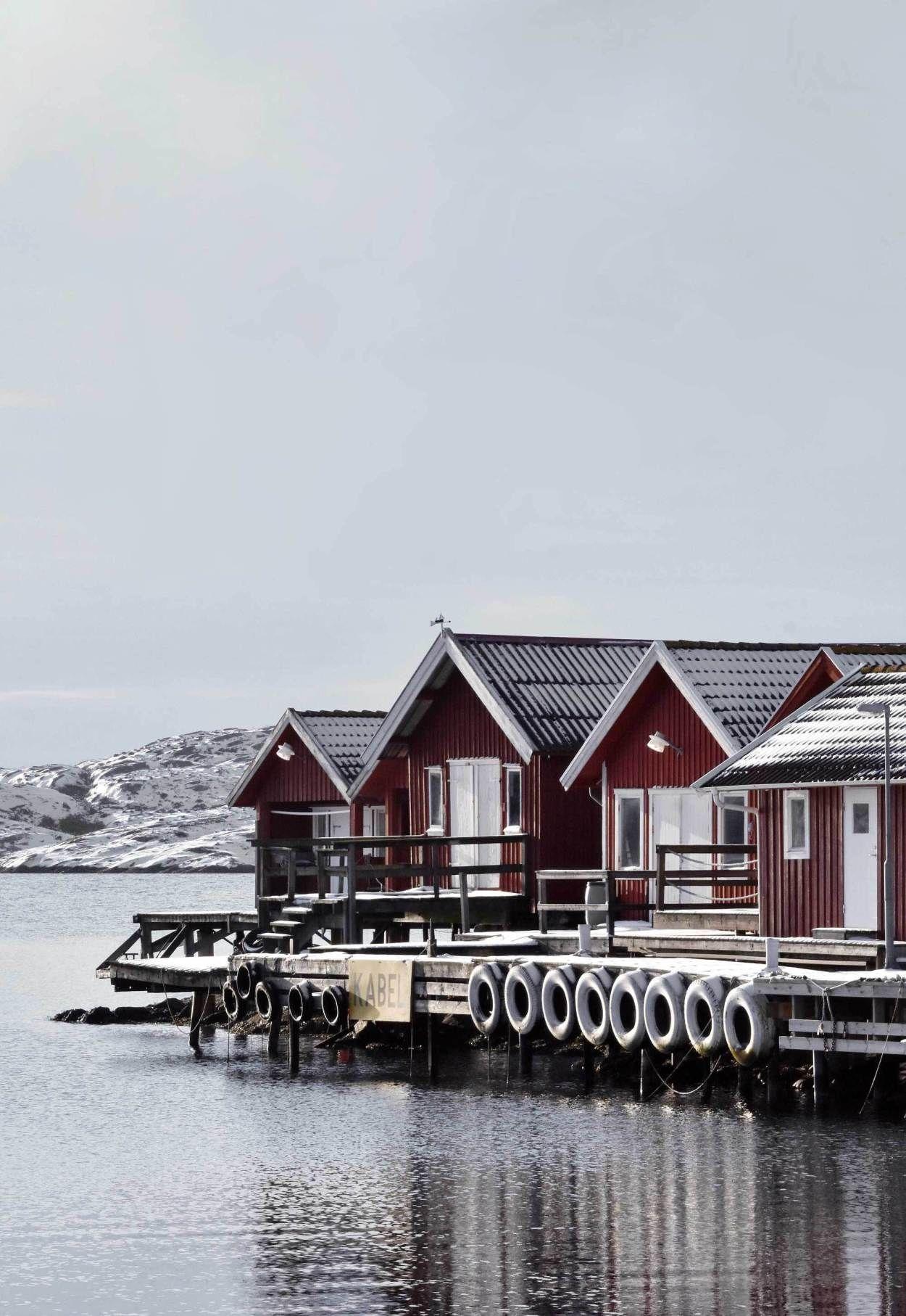 A Winter Road Trip Along West Sweden S Bohuslan Coast