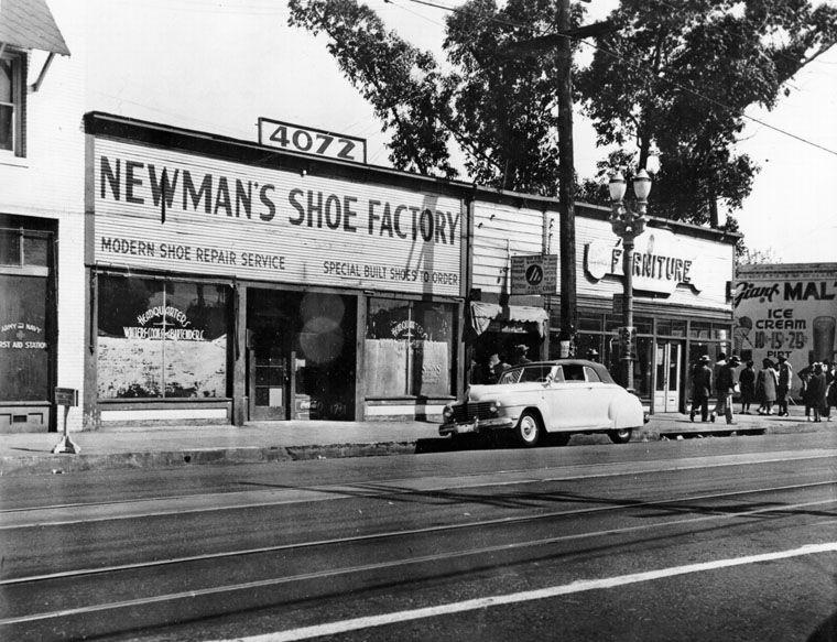 Full Record California History Los Angeles City Vintage Los Angeles