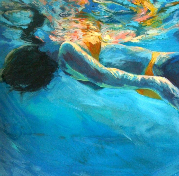underwater watercolors | visit etsy com | Underwater ...