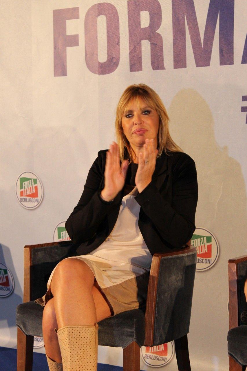 alessandra mussolini - photo #36