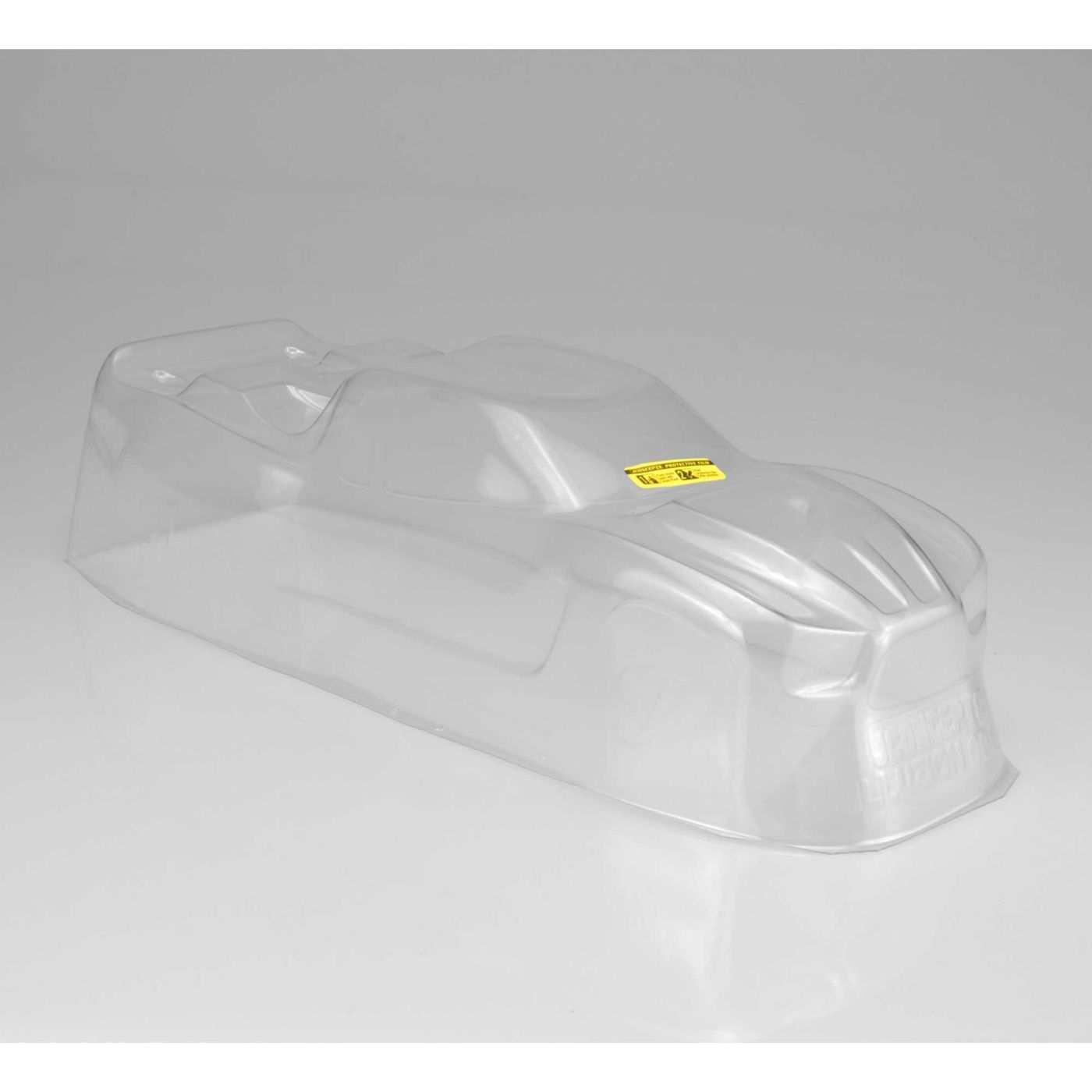 Illuzion clear body hi speed with wing rustler vxl