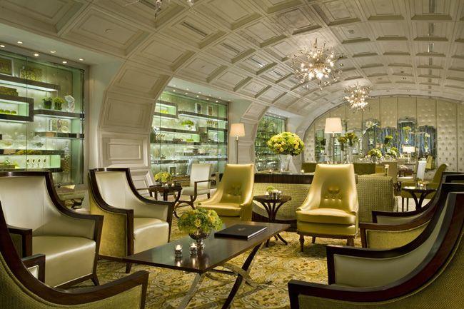 Dining At Hotel Mulia In Jakarta Design Elements