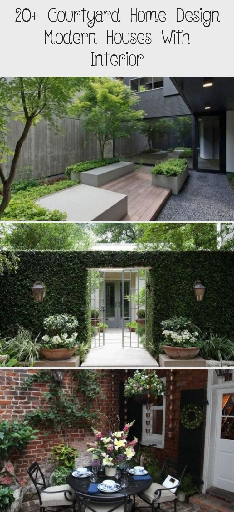 En Blog En Blog In 2020 Courtyard House Rustic Home Design Courtyard House Plans