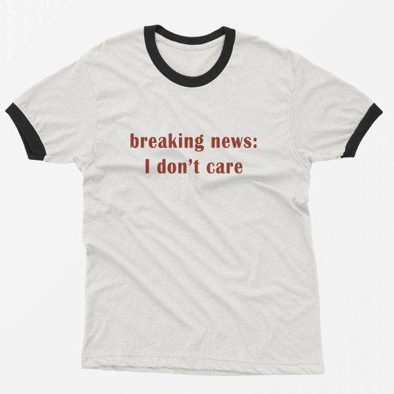 314161b03 Sarcastic tshirt women tumblr clothing graphic tees for womens ringer  tshirts for teen best friend g