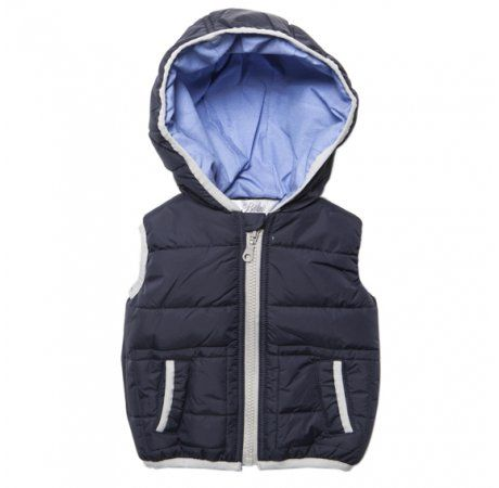 a416fc5bbd85 baby boy puffer vest
