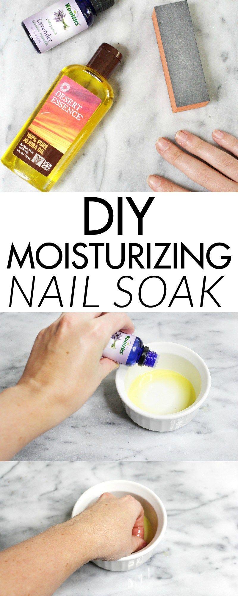 At home nail soak nail soak diy nails soak diy manicure