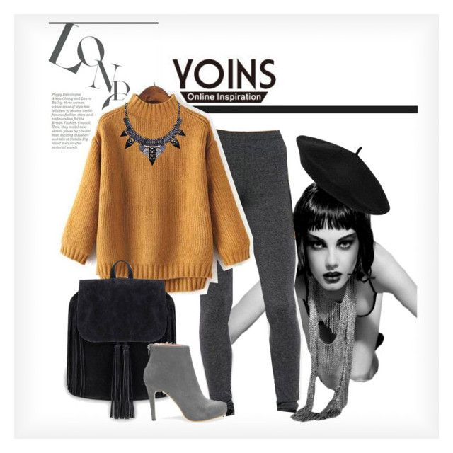 """""""Casual Look"""" by ul-inn ❤ liked on Polyvore featuring yoins"""