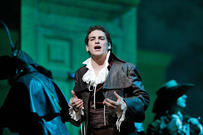La Cenerentola Juan Diego Flórez Sings Prince Ramiro Opera Singers Performance Art Metropolitan Opera