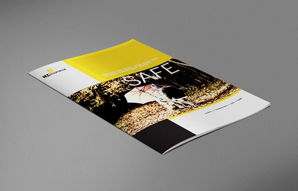 Nz insurance corporate brochure design on behance brochure nz insurance corporate brochure design on behance altavistaventures Image collections