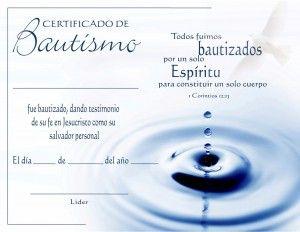 12 Ideas De Bautismo Cristiano En 2021 Bautismo Cristiano Presentacion De Niños Formatos De Diplomas