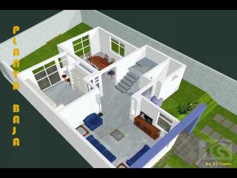 Mira estos planos de casas qu tipo de vivienda te gusta - Diseno de casa en 3d ...