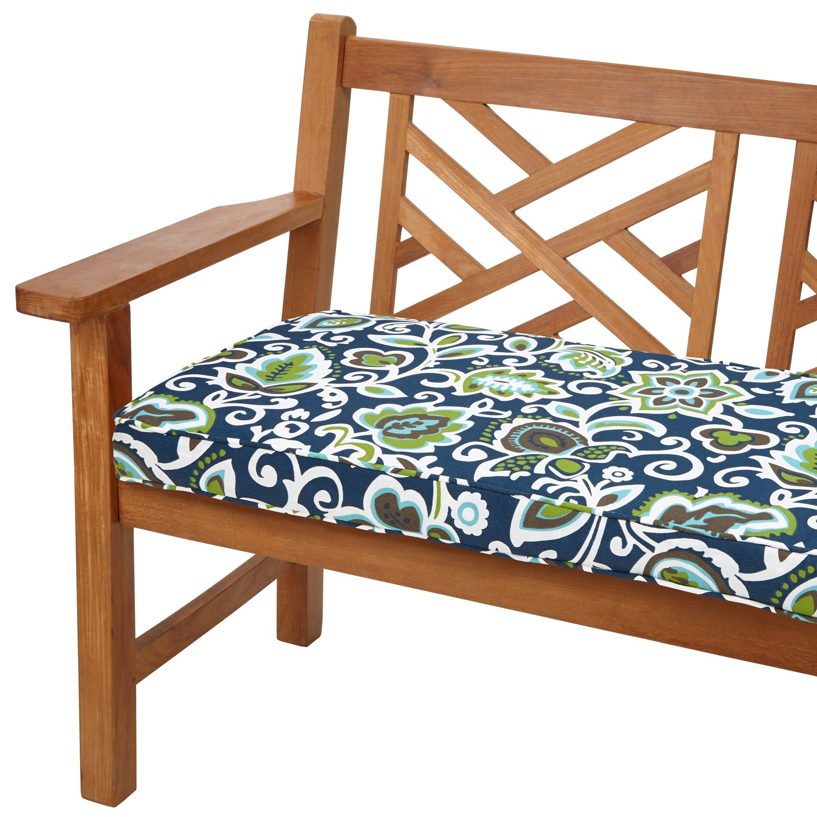 Mozaic Company Faxon Outdoor Corded Bench Cushion Products In 2019