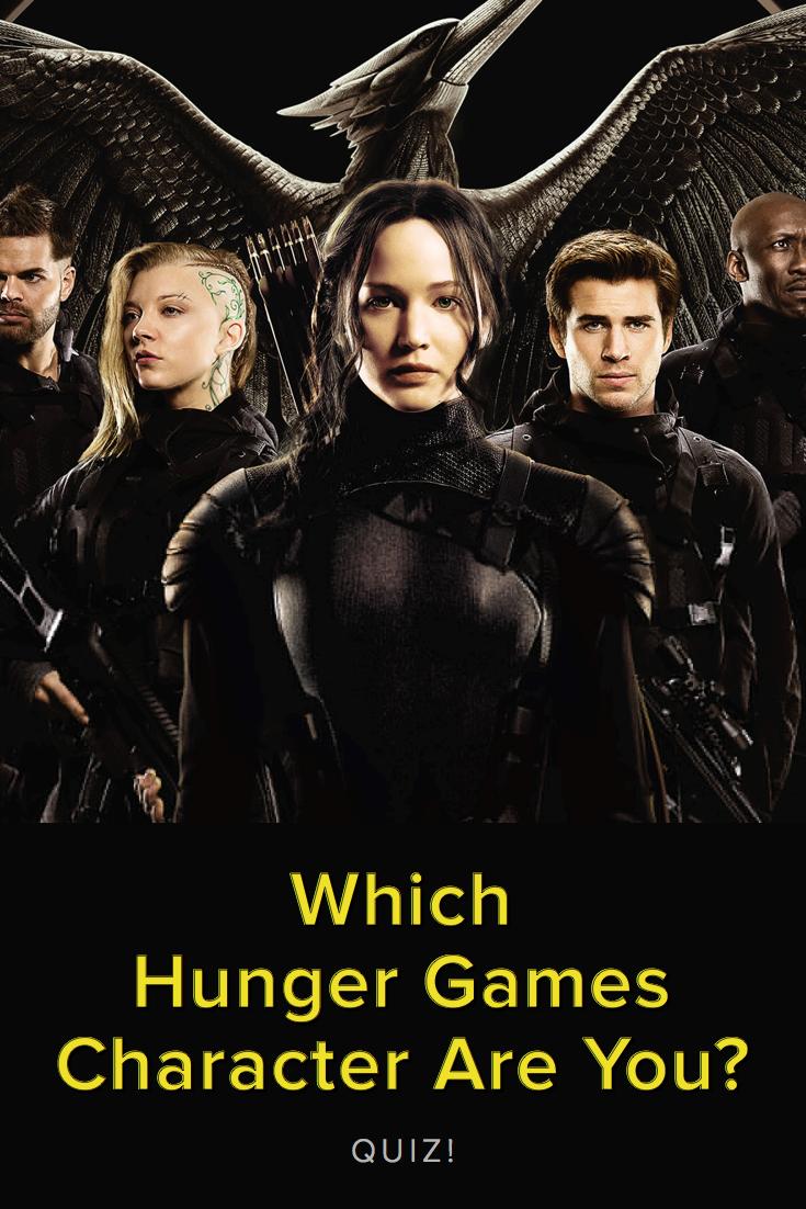 hunger games characters mockingjay
