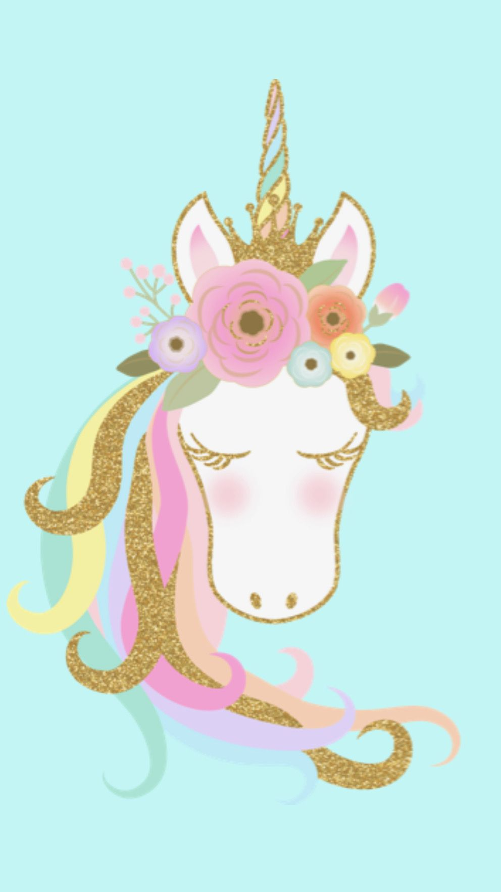 Pin By Kim Teresa On Wallpapers Iphone Unicorn Pictures Unicorn Wallpaper Summer Crafts For Kids