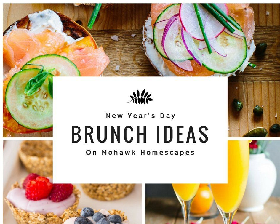 New Years Day Brunch Ideas On Mohawk Homescapes Tips From The