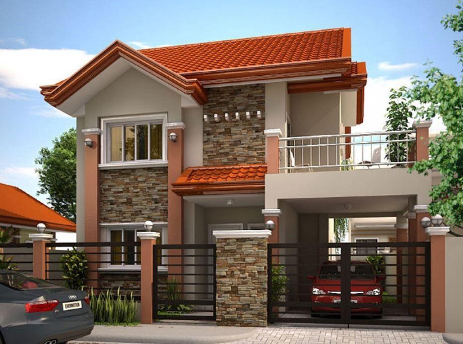 fachadas con tejas | Hogar | Pinterest | Fachadas, Casas y Interiores