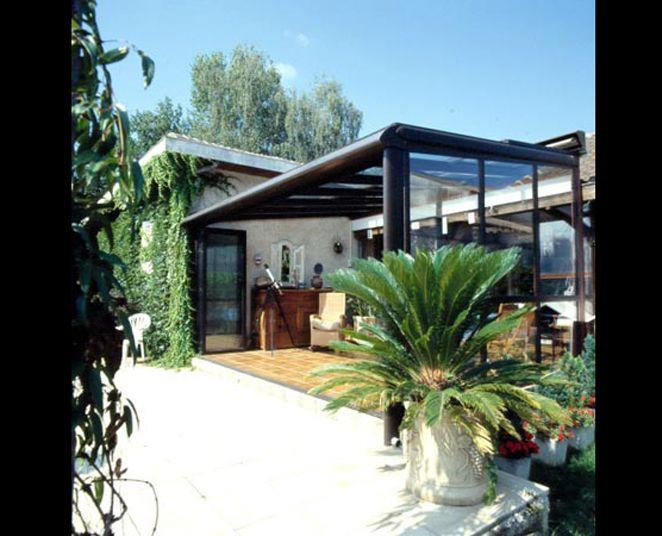 aménagement terrasse couverte aluminium | Terrasse saumur | Terrasse ...