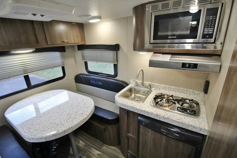 2018 Travel Lite Falcon F Lite Fl 14 Travel Trailers Rv For Sale