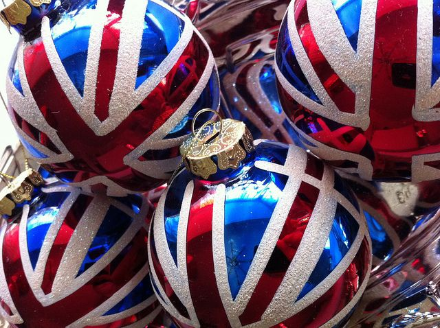 Union Jack Baubles | Flickr - Photo Sharing!