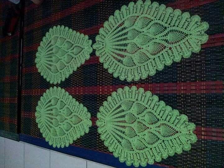 Pin by Tilcia Martés on cuadros y manteles a crochet | Pinterest