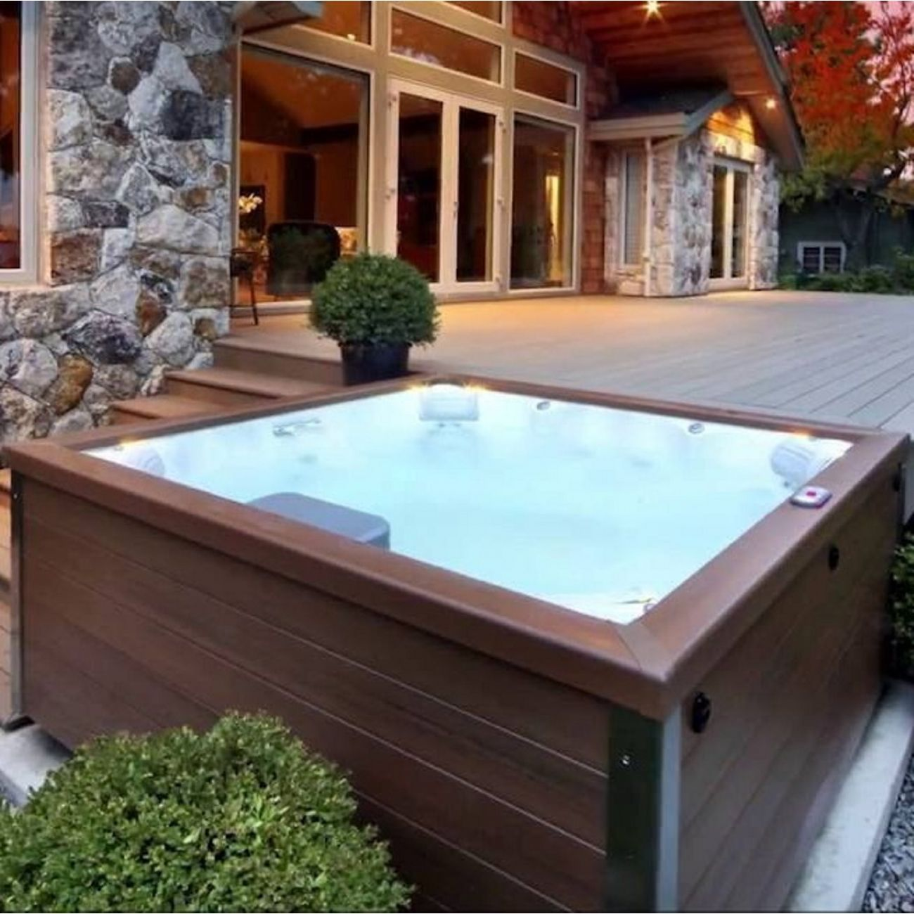 Outdoor Mini Jacuzzi.Jacuzzi J Lxl Mini Pool In 2019 Young House Love Jacuzzi