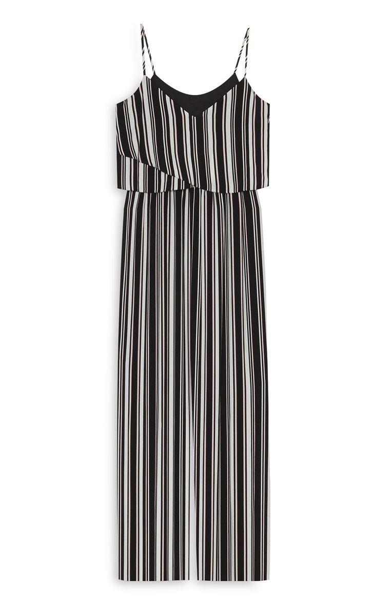 info pour 7402e f22ba Primark - Combinaison à rayures noires et blanches | clothes ...