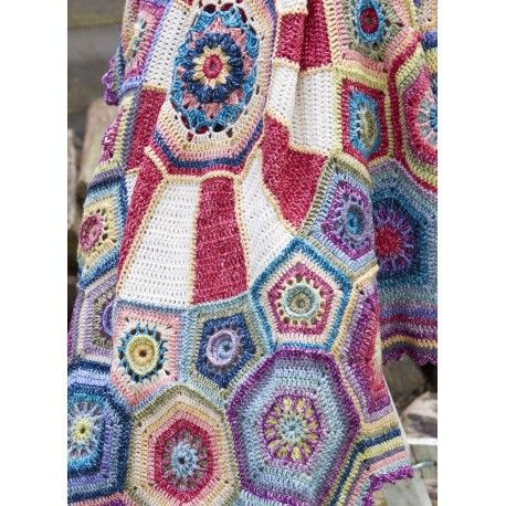 Carousel CAL by Sue Pinner with Stylecraft Batik and Special DK ...