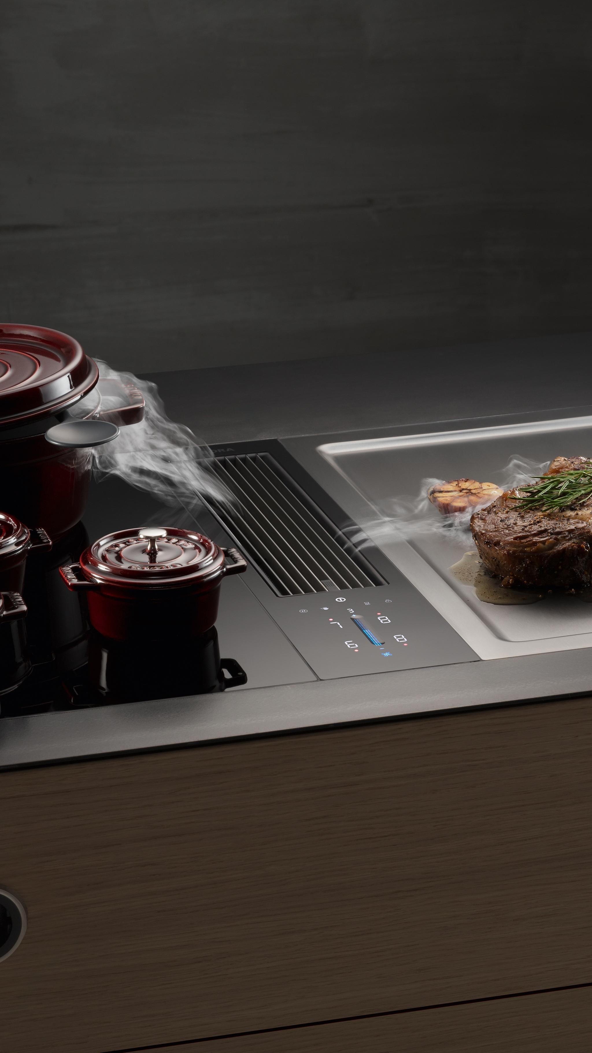 Bora Classic 2 0 Hotte Aspirante Hotte Nouvelle Cuisine