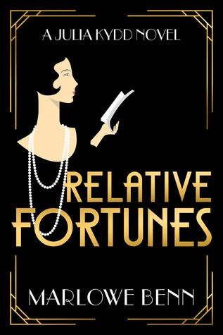 Relative Fortunes by Marlowe Benn in 2020 Mystery books
