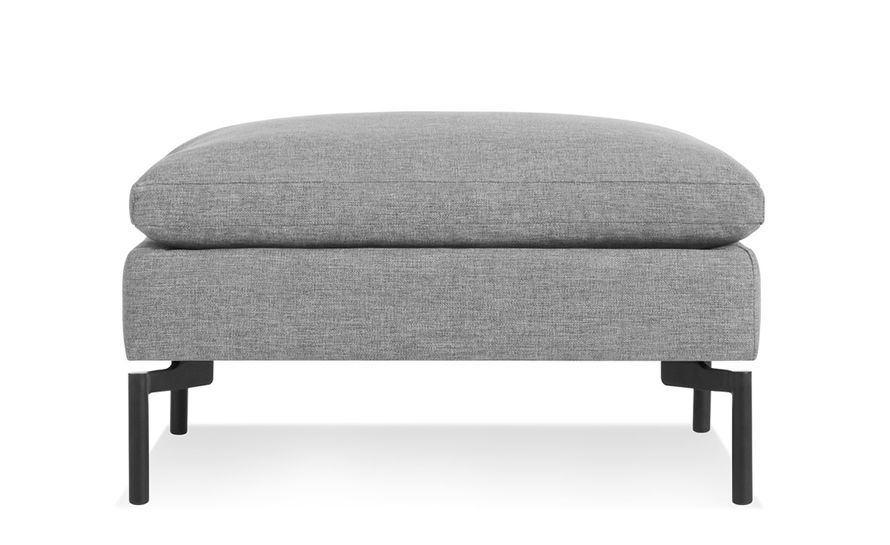 Brilliant New Standard Ottoman Otis Ave Ottomans Fabric Ottoman Gmtry Best Dining Table And Chair Ideas Images Gmtryco