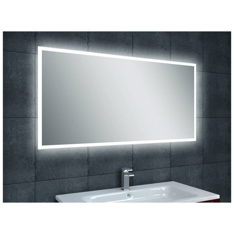 Vicky Led Mirror 500mm X 900mm With Demister Mirrors Amp